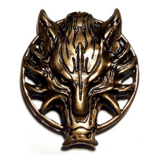 Fenris (rivets in antique brass)