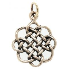 Caley - Celtic Knot (Pendant in Bronze)